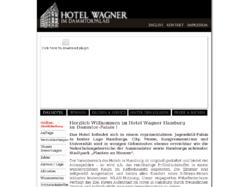 Hotel Wagner Hamburg