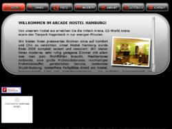 Arcade Hostel Hamburg