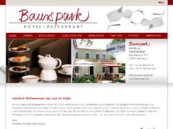 Hotel Restaurant Baurs Park