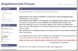 Angstneurose-Forum
