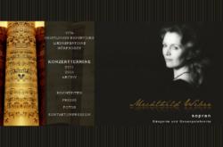 Mechthild Weber  Klassische Sängerin