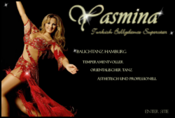 Yasmina Bauchtänzerin aus Hamburg Türkish belly dancing Star