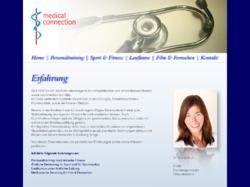 Medizinische Fachberatung/ ärztliche Betreuung Sport