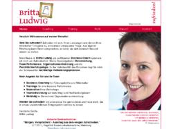 Britta Ludwig - Zufriedenheitscoach