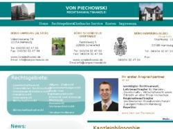 Rechtsanwaltskanzlei von Piechowski