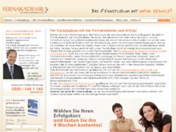 Fernakademie für Erwachsenenbildung GmbH