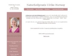 Heilpraktikerin Ulrike Horway, Naturheilkunde
