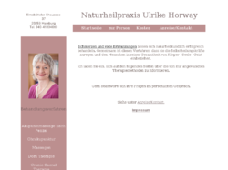 Heilpraktikerin Horway, Naturheilpraxis Eimsbüttel