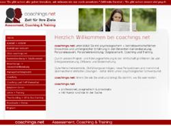 coachings.net - Assessment, Coaching, Training