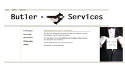 Butler-Services kümmert sich dirskret um Ihre Wünsche