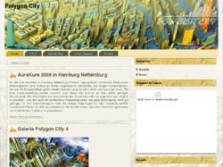 neuartiges, kunstorientiertes Stadtvisualisierungskonzept