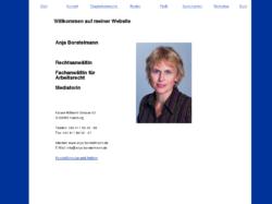 Rechtsanwältin Borstelmann