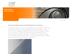 ESO Business Training