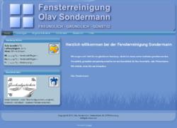 Fensterreinigung Sondermann