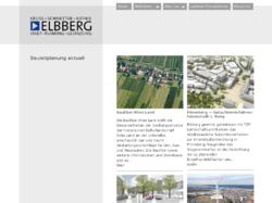 ELBBERG Stadt - Planung - Gestaltung