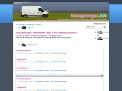Umzugswagen.info (ein Dienst der bitbüro GmbH)