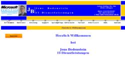 Jens Bodenstein IT-Dienstleistungen