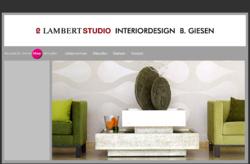 LAMBERT STUDIO INTERIORDESIGN BRIGITTE GIESEN