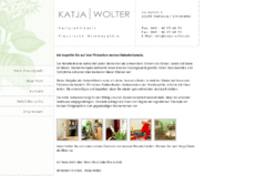 Praxis Katja Wolter Klassische Homöopathie