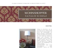 WOHNSHOPPER Natalie Scholz