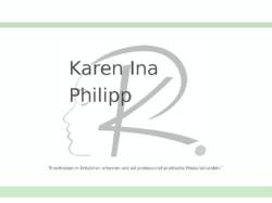 Karen Ina Philipp, gesundheitswerft