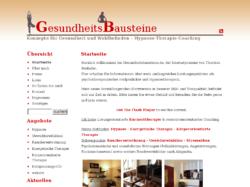 Gesundheitsbausteine - Thorsten Seehafer
