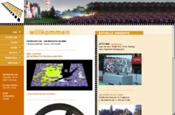 Outdoor Cine - Projektionstechnik, Veranstaltungstechnik, Tontechnik, Events, OpenAir Kino