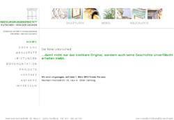 Restaurierungswerkstatt Kutscher / von der Decken
