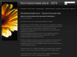 Hausmeisterbetrieb-Frank Schumacher