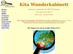 Kindertagesstätte Kita Wunderkabinett