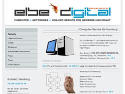 Elbe digital macht ihren computer glücklich