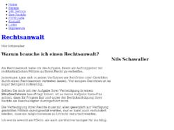 Anwaltskanzlei Nils Schawaller