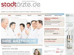 stadtaerzte.de - ARZTSUCHE Hamburg