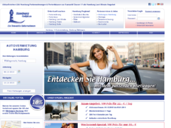 Hamburg-City Mietwagen ab 20,- Euro/Tag