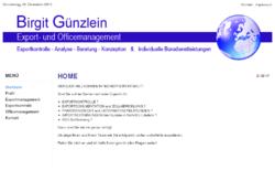 Birgit Günzlein Export- und Officemanagement