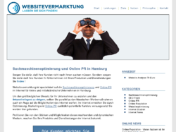 Websitevermarktung