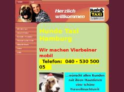 Hunde Taxi Hamburg