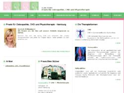 Praxis für Osteopathie und Physiotherapie Ellen Stüber