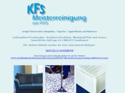 KFS-Meisterreinigung seit 1972