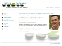 Heilpraktiker & Person Trainer