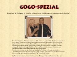 Literaturshow GoGo Spezial