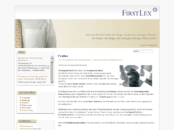 Kanzlei Dr. Stumper- firstlex