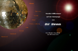 DJ Sven Mobile Discothek