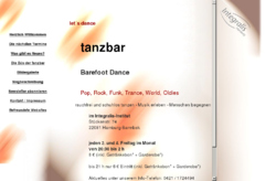 tanzbar- Barefoot Dance in Hamburg