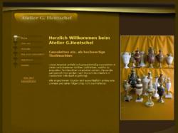 Cassoletten-Hamburg, Atelier G. Hentschel