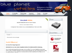 Blue Planet Vehicles - Eine Marke der M&R Software GmbH