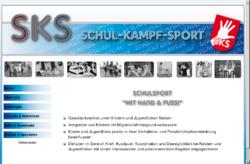 Schul Kampf Sport