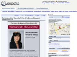 Fachanwaltskanzlei Manuela Möller