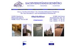 Naturstein Sachverständigenbüro Kalläwe