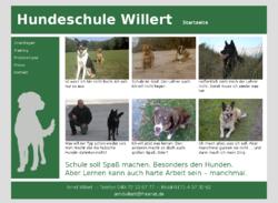 Hundeschule Willert - Arnd Willert